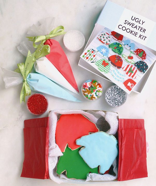 Ugly Sweater Cookie Decorating Kit