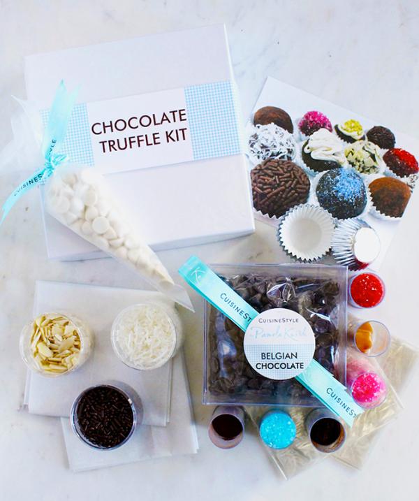 Chocolate Truffle Decorating Kit